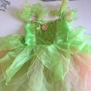 Other - Authentic DISNEY Tinkerbell Costume